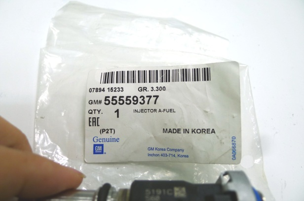 55559377 INJECTOR A-FUEL
