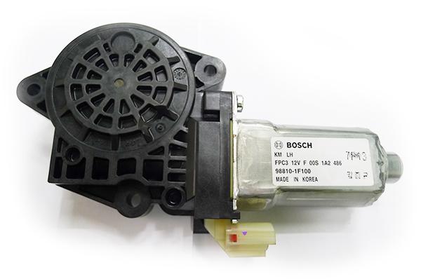 98810-1F100 MOTOR ASSY-P/WDO REG LH